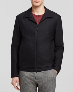 Theory - Carles Allingdale Zip Jacket