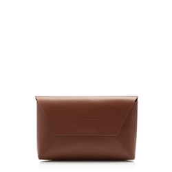 J.Crew - Leather Envelope Clutch Bag