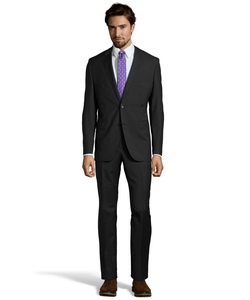 Hugo Boss - Pinstripe Two-Button Suit