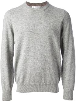 Brunello Cucinelli  - Long Sleeved Sweater