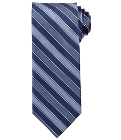 JoS. A. Bank - Signature Basketweave Striped Tie