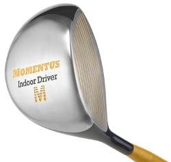 Momentus - Indoor Driver with Standard Grip