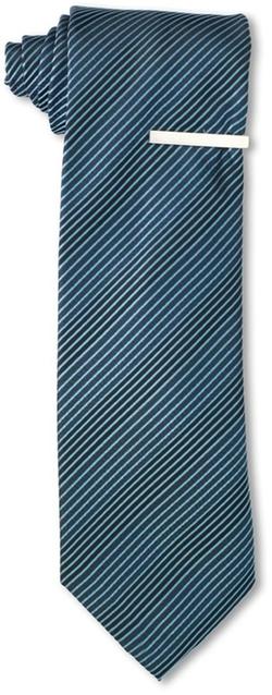 Little Black Tie - Stripe Necktie