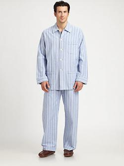 Derek Rose  - Brushed Cotton Pajama Set