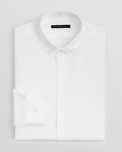 John Varvatos USA - Textured Solid Dress Shirt