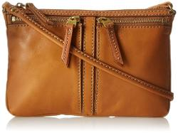 Fossil  - Erin Small Top Zip Cross Body Bag