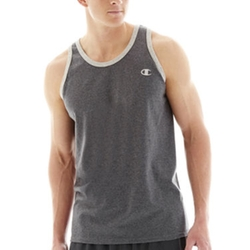 Champion - Cotton Ringer Tank Top