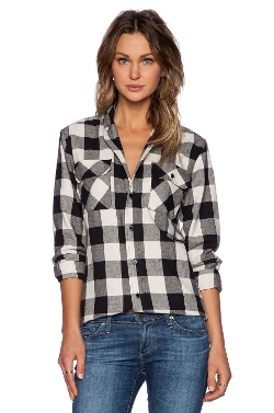 Toby Heart Ginger - Bridget Oversized Shirt