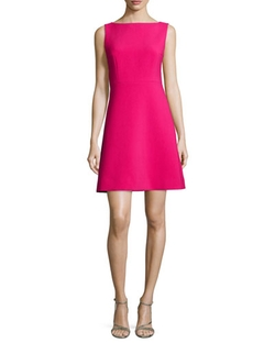 Kate Spade New York - Sleeveless Fit & Flare Dress