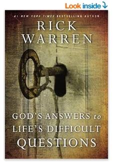 Rick Warren - God