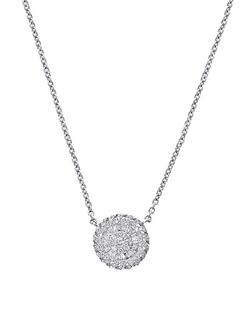 EFFY - Medallion Pendant Necklace