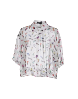 Simona Martini - Printed Shirt