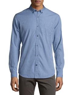 Vince - Chambray Woven Shirt