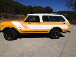 International Harvester - 1979 Scout II Wagon