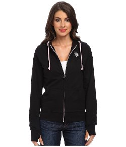 U.s. Polo Assn. - Fleece Hoodie Jacket