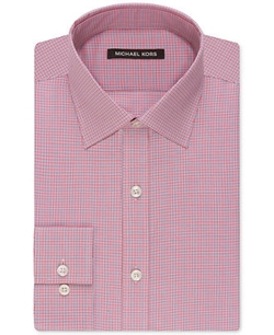 Michael Kors - Houndstooth Check Dress Shirt
