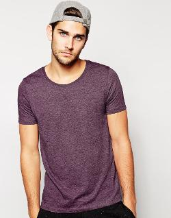 ASOS - T-Shirt with Scoop Neck