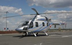 Kazan Ansat - Civil Helicopter