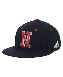 Adidas  - Nebraska Cornhuskers On-field Baseball Cap