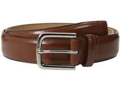 Cole Haan - Spazzolato Feather Edge Belt