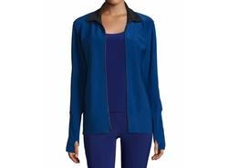 Norma Kamali  - Full-Zip Track Jacket