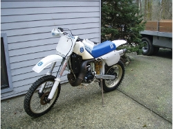 Husqvarna - 1986 400 XC Dirt Bike