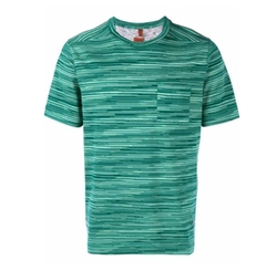 Missoni - Striped Cotton T-Shirt