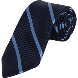 Fairfax - Stripe Jacquard Neck Tie