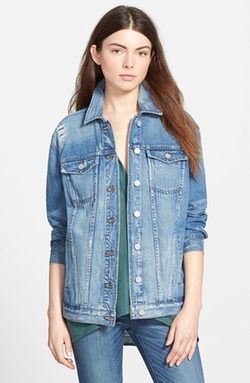 Madewell - Oversize Denim Jacket