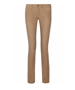 Étoile Isabel Marant - Nora Linen And Cotton-Blend Skinny-Leg Pants