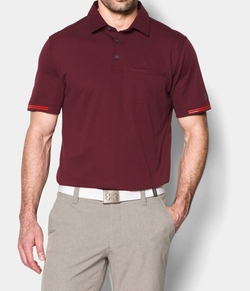Under Armour - Tips Pocket Polo Shirt