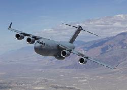 Boeing  - C-17 Globemaster III