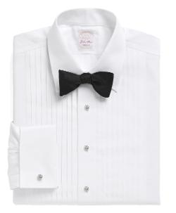 BROOK BROTHERS - Non-Iron Regular Fit Golden Fleece® Tuxedo Shirt