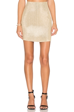 MLV - Natalie Sequin Pencil Skirt