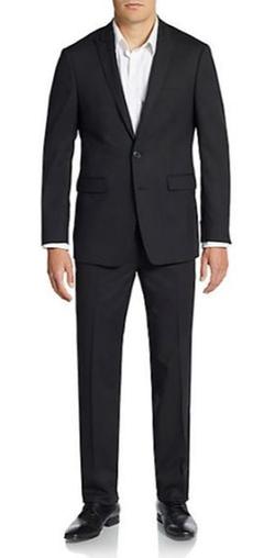 Calvin Klein - Extreme Slim-Fit Wool Suit
