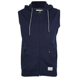 Jack & Jones - Sleeveless Hooded Jacket