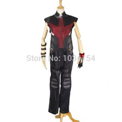Bingo Pop - The Avengers Hawkeye Cosplay Costume