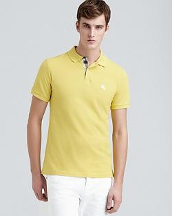 Burberry Brit - Short-Sleeve Polo - Slim Fit