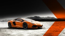 Lamborghini - Aventador Coupe