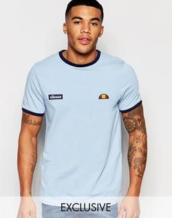 Ellesse  - L.S Ringer T-Shirt