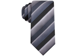 John Ashford  - Seton Hall Stripe Tie