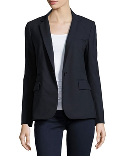 Veronica Beard - Classic Crepe Jacket