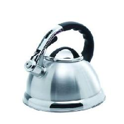 Creative Home -  Camille 12-Cup Tea Kettle in Stainless Steel
