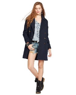 Ralph Lauren - Naval Long Coat