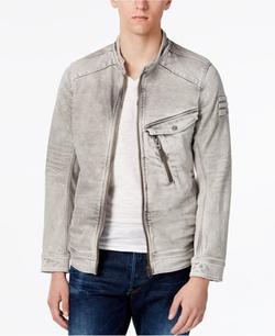 GStar  - Raw Denim Moto Jacket