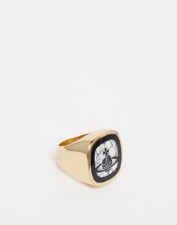 Vivienne Westwood - Orb Signet Ring