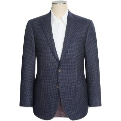 Jack Victor - Conway Small Check Sport Coat