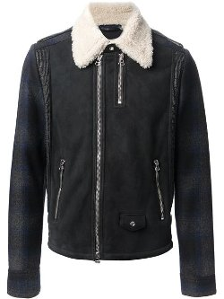 Lanvin - Leather Jacket