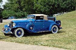 Auburn - 1933 Auburn 8-105