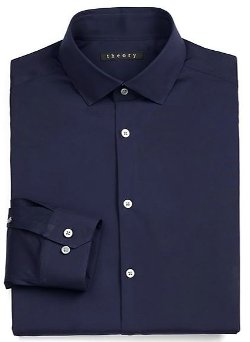 Theory Dover  - Luxe Dress Shirt
